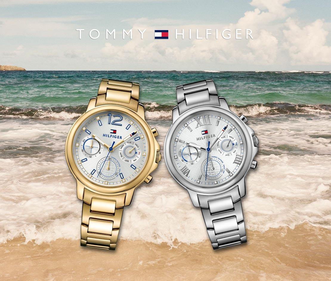 Un lujoso reloj dorado que agrega instantáneamente glamour a cualquier  conjunto. e825113bfcfc
