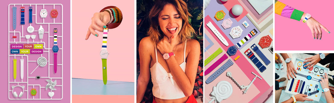 Swatch X You - Swatch - Consejo de estilo Style Watch