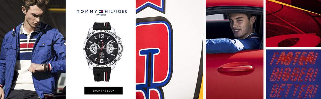 Tommy Hilfiger Watches - Consejo de estilo