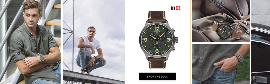 TISSOT Watches - Consejo de estilo Style Watch