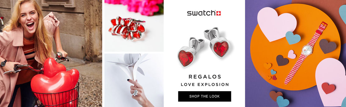 SWATCH HEARTY LOVE - Consejo de estilo Swatch