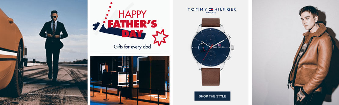 Tommy Hilfiger - Consejo de estilo Style Watch Tommy Hilfiger Watches
