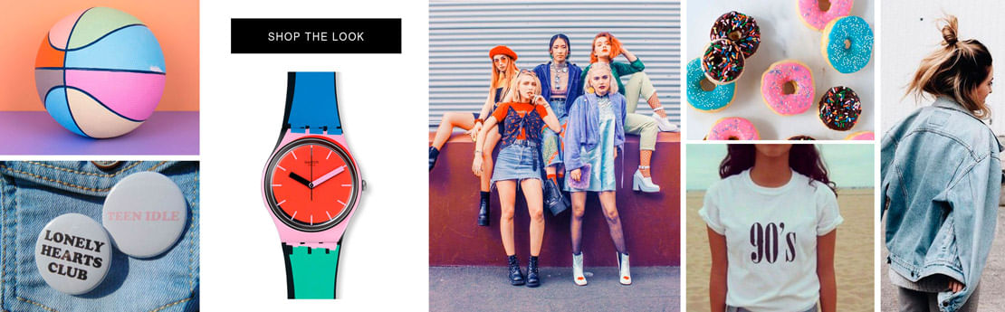 Swatch - Consejo de estilo Style Watch