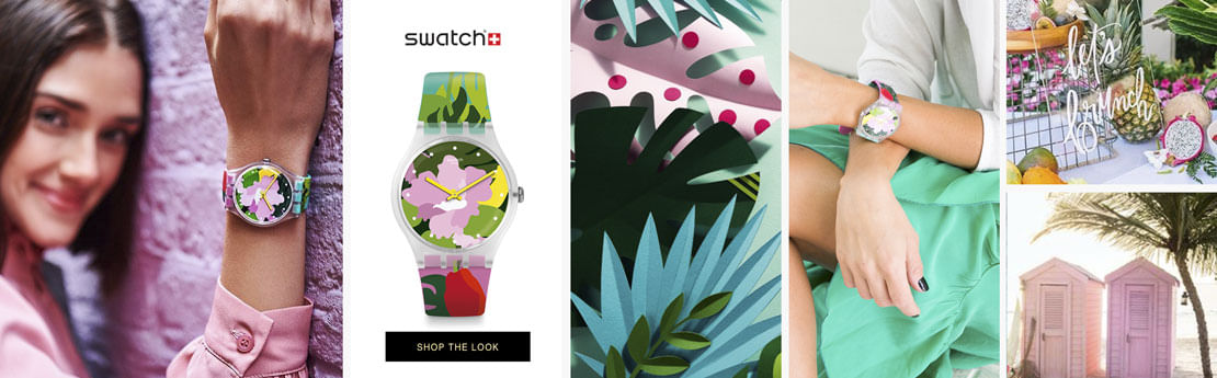Swatch - Consejo de estilo Style Watch Swatch This Collection