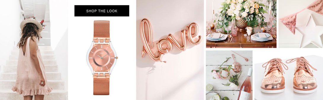 #LA VIE EN ROSE - Tendencias